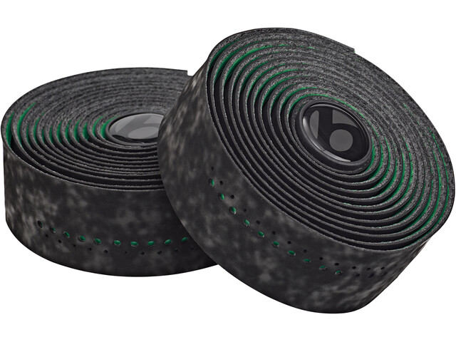 Bontrager Velvetack Rubans de cintre, black/green
